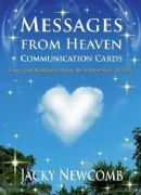 Messages from Heaven Communication Cards - Jacky Newcomb